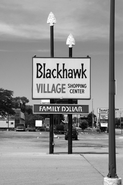 Blackhawk Village Shopping Center